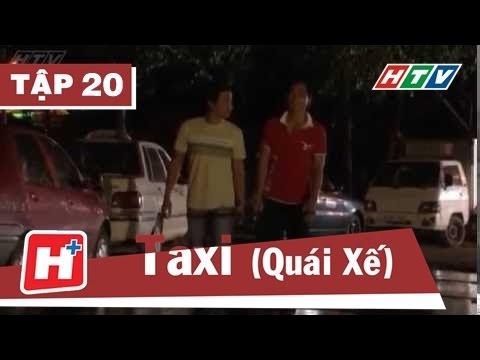 Taxi  Phim hành động Việt Nam  Tập 20