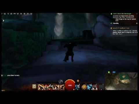 Guild Wars 2- Jumping puzzle tutorial weyandts revenge