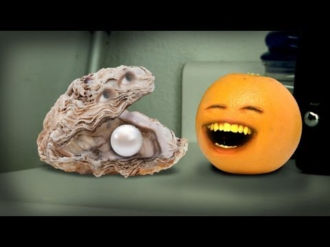 Annoying Orange - Magic Clam