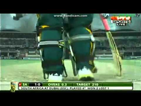Pakistan Vs South Africa 2nd ODI 1st November 2013  PAK Vs SA 1st Nov 2013 Full Highlights Part 33