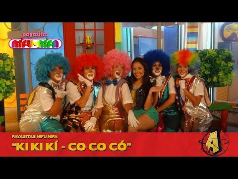 Payasitas Nifu Nifa - Ki Ki Ki - Co Co Co (Atómico)