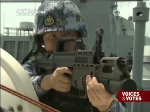 Rise in China's defense budget stirs discussion in US