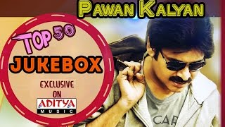 Pawan Kalyan's Top 50 Songs || Jukebox