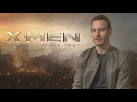 Michael Fassbender interview: Actor on X-Men, dancing on set and flying to Argentina to buy wine