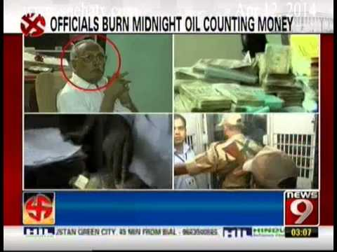 News9 - Hawala money belongs to Sriramulu?