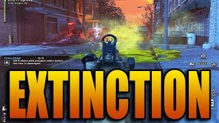 EXTINCTION GAMEPLAY! Call Of Duty: Ghosts Alien Mode