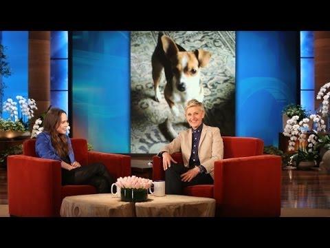 Ellen Page Renames Ellen DeGeneres' Dogs