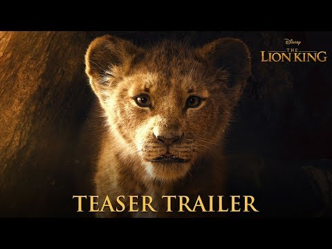 the lion king trailer 2019