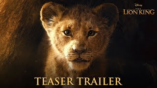 The Lion King 2019 Movie Teaser Video HD Download New Video HD