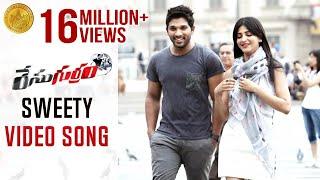 Sweety Song Race Gurram ᴴᴰ Full Video Songs Allu