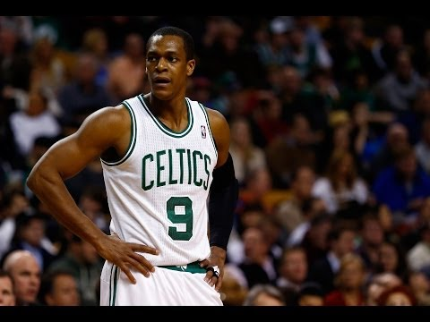 Rajon Rondo Uses His Signature Ball Fake to Attack the Rack