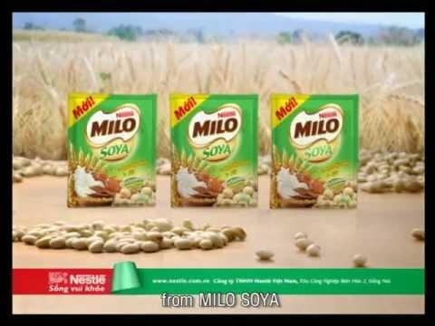 Nestlé MILO -  QUẢNG CÁO HAY NHẤT MILO ĐẬU NÀNH 2011