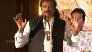 Mohan Babu On Being Friends With Rajinikanth