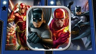 Batman & The Flash: Hero Run Run!