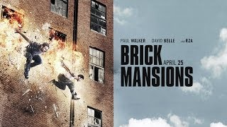 [Paul Walker Becomes Parkour Walker In 'Brick Mansions'] Video
