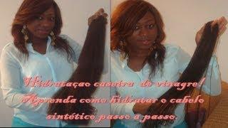Hidrataçao Caseira De Vinagre! (As Lindas Mulheres Negras
