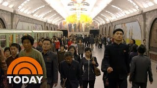 On Eve Of Winter Olympics, A Rare Look Inside North Korea | TODAY