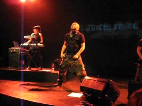 VIGILANTE EL JUICIO FINAL / FIRE LIVE SALA SCD VESPUCIO CHILE ENERO 2008