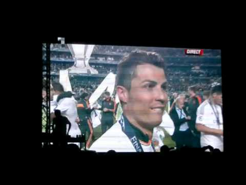 Uefa Champions League|Real Madrid|La Decima