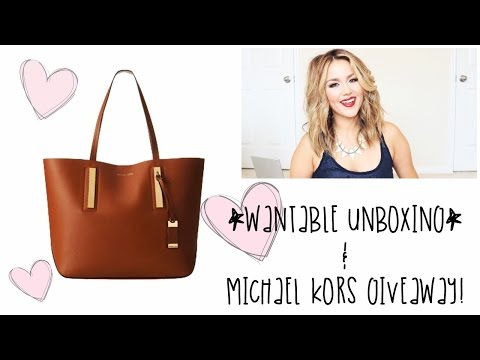 Wantable Unboxing + Michael Kors GIVEAWAY