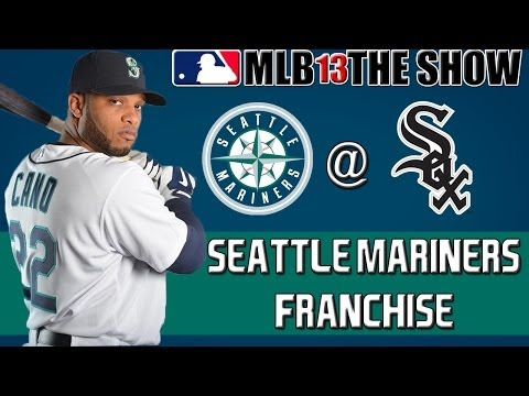 MLB 13 The Show Franchise Mode: Seattle Mariners - Sell High? [Y2G105 EP7]