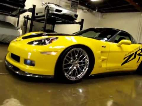 2009 corvette zr1 for sale in san francisco youtube. Cars Review. Best American Auto & Cars Review