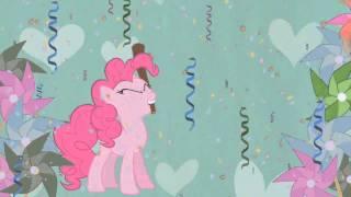 Pinkie's Gala Fantasy Song MLP: Friendship Is Magic [HD