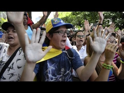 Venezuela govt faces more street protests