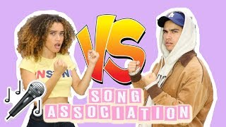 HEAD TO HEAD SONG ASSOCIATION GAME VS. ALEX AIONO