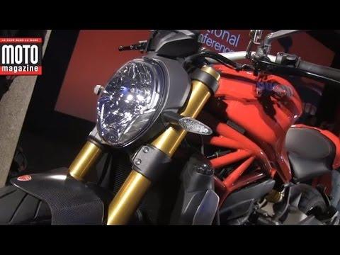 Monster 1200 Ducati