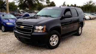 2009 Chevrolet Tahoe LS 2WD 4.8L Review, Walkaround, Startup, Exhaust videos