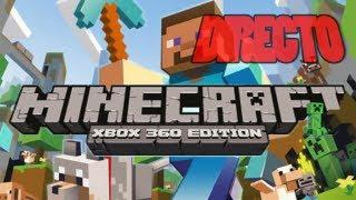 MINECRAFT Xbox 360 En DIRECTO ESPECIAL 300 Videos