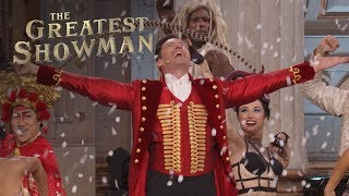 "The Greatest Showman | ""Come Alive"" Live Performance 