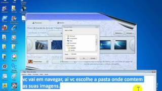 Como Colocar Papel De Parede No Windows 7