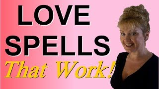 Love Spells That Work For FREE! Revealed By Real Witch