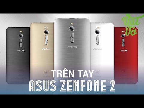 [Review dạo] Trên tay & đánh giá nhanh Asus Zenfone 2 ZE551ML: 5.5