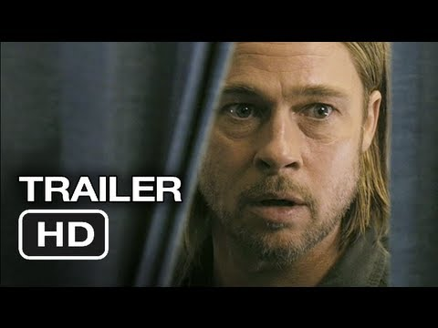 World War Z TRAILER 2 (2013) - Brad Pitt Movie HD