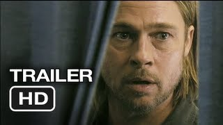 World War Z TRAILER 2 (2013) Brad Pitt Movie HD