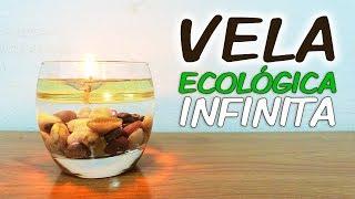Como hacer una vela ecológica