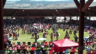 Kamloopa Pow Wow 2012