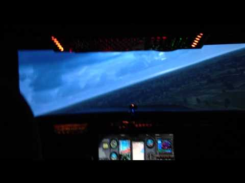 2 Seat Real Flight Simulator Departure Hamilton Int'l Canada