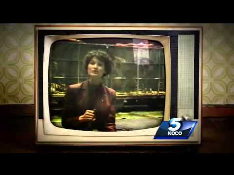 KOCO looks back at first woman to anchor news at KOCO