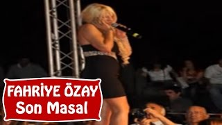 Fahriye Özay Son Masal (Yeni Klip) Türkçe 2013 Official Video