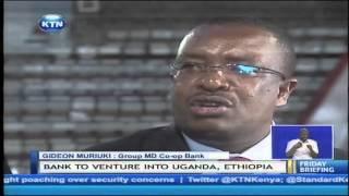Co-operative Bank plans to move into Uganda, Rwanda and Ethiopia