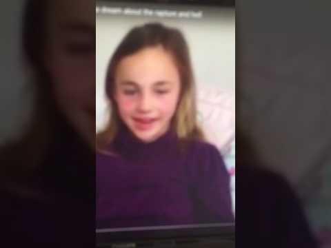 طفلة سويسرية صغيرة تأكد رؤية يوم القيامة وتصف أمورا مذكورة في القرآن
