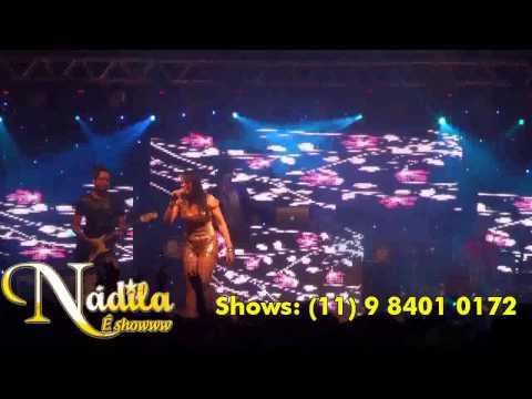 Nádila Natália É Show - EX Banda Djavú - É SUCESSO!!!