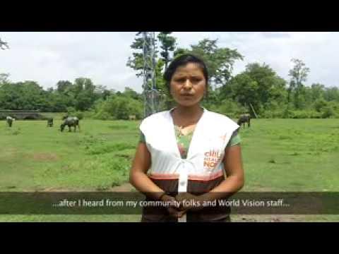 Child Health Now Ambassadors in Nepal