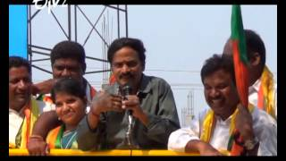 Comedian Venu Madhav Continues Election Speech In His Style