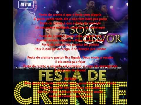 Festa de Crente - Som & Louvor Play Back