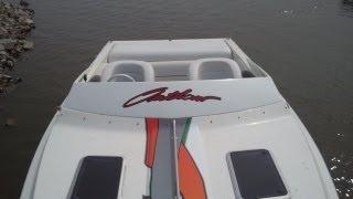 Radical BAJA Boat Engine Start Up Neighbors Call Police